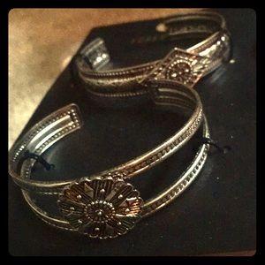 Forever 21 Tribal Design Bracelet Set